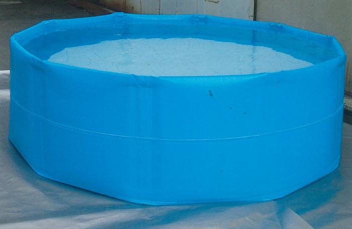 折畳み式簡易水槽 アクアマイスター サンプル写真