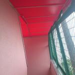 保育園の階段テントのお仕事6