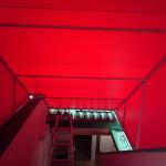 保育園の階段テントのお仕事4